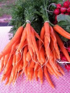 community carrots